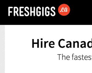 FreshGigs.ca Blog